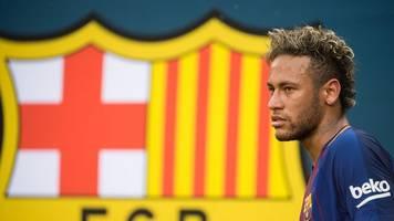 fc barcelona: barça und neymar legen rechtsstreits außergerichtlich bei