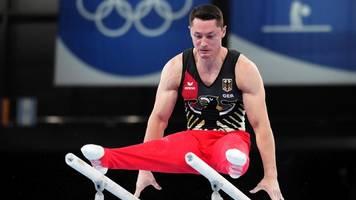 olympia 2021: deutsche turner enttäuschen in japan