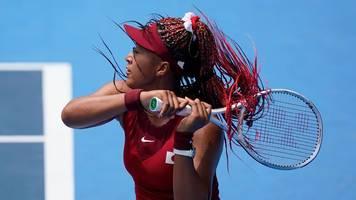 Olympia: Osaka souverän - Nächste Tennis-Konkurrentin scheidet aus