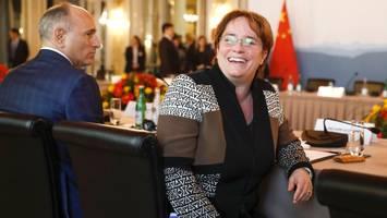 """Magdalena Martullo-Blocher - """"Die deutsche Autoindustrie reitet sich völlig ins Abseits"""", sagt eine Milliardärin"""