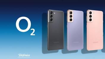 High-End-Handy, Tablet und grenzenloses Surfen zum Hammerpreis - Sie wollen ein Galaxy S21? An diesem o2-Angebot kommen Sie nicht vorbei