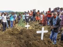 corona-impfungen im kongo: abgelehnt, abgelaufen, vernichtet