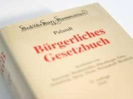 Palandt, Schönfelder und Co.: Verlag beendet Ehrung von Nazis