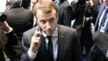 spionagesoftware pegasus: israels verteidigungsminister will frankreich über nso informieren