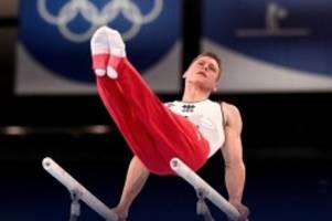 Olympia: Turner Dauser bereitet sich eiskalt aufs Finale vor