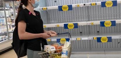 Coronapandemie: England reagiert mit täglichen Tests auf die »Pingdemic«