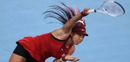Olympia 2021: Naomi Osaka verliert im Tennis bereits im Achtelfinale