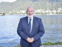 klimaschutz in europa: der mann fürs grüne