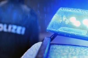 Verkehr: Verfolgungsfahrt mit der Polizei nach Verkehrskontrolle