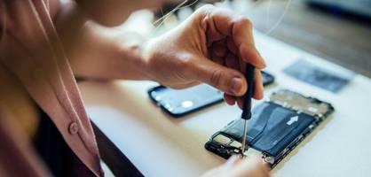 iPhone bis Thermomix – Jetzt soll das Recht auf Selbst-Reparatur kommen