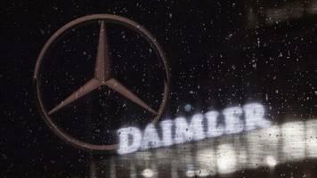 Autobauer: Halbleiter-Krise trifft Daimler – wieder einmal