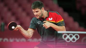 Olympia: Tischtennis-Ass Ovtcharov in Tokio im Achtelfinale