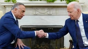 Biden beendet US-Kampfeinsatz im Irak
