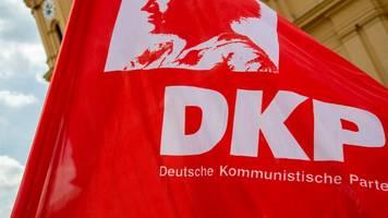 verfassungsgericht: dkp darf doch zur bundestagswahl antreten