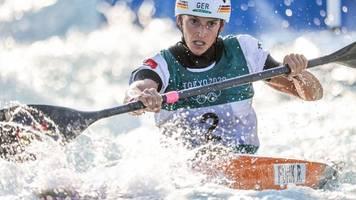 Sommerspiele in Tokio: Slalomkanutin Ricarda Funk im Olympia-Finale