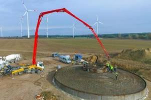 Deutlich mehr neue Windräder an Land in Deutschland