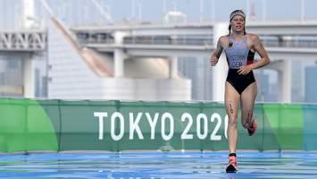 Das war die Olympia-Nacht - Lindemann-Drama beim Triathlon - Bachmann muss Gold-Traum im Taekwondo begraben