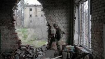 Was vom Waffenstillstand in der Ostukraine übrig blieb