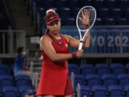 Tennis bei Olympia: Das Gesicht der Spiele ist draußen