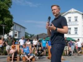 Bundestagswahlkampf: Christian Lindners Weg nach Jamaika