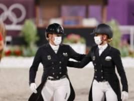 Dressur bei Olympia: Schülerin schlägt Meisterin