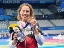 Schwimmen bei Olympia: Geht doch!