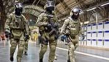 terrorismus: für den ernstfall