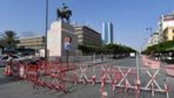 tunesien: justiz ermittelt gegen führende parlamentsparteien
