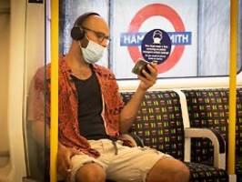 Höhepunkt überschritten?: Britische Corona-Inzidenz sinkt rasant