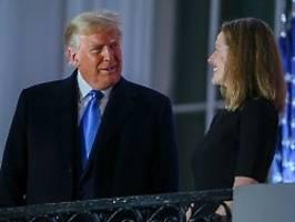 Ideologie am Supreme Court?: Trump hat konservatives Denkmal gesetzt