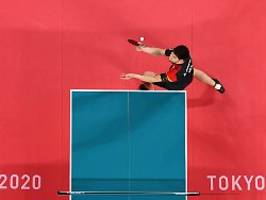 Im Halbfinale gegen Rio-Champion: Ovtcharov fehlt nur noch ein Sieg zur Medaille