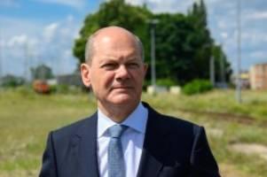 Leute: Vizekanzler Scholz fühlt sich in Brandenburg gut aufgehoben