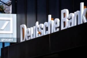 Nach Konzernumbau: Deutsche Bank mit bestem Halbjahr seit 2015