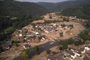 Naturkatastrophen: Nach Hochwasser: Interesse an Elementarversicherungen hoch