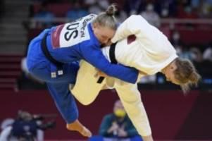 Olympia: Judoka Scoccimarro verliert im Viertelfinale