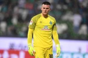 Fußball: Werder-Torwart Zetterer hat Verständnis für Pfiffe der Fans