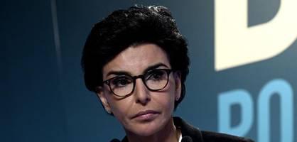 französische justiz ermittelt gegen ehemalige justizministerin ministerin dati