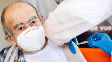 Corona-News   Niedersachsen plant dritte Impfung für Senioren