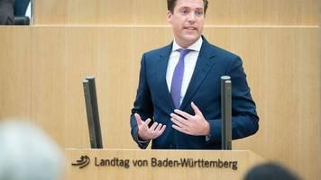 Knatsch ums Gendersternchen: CDU-Chef kritisiert Schopper