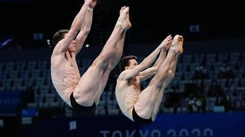 Olympische Spiele: Hausding holt Medaille im Synchronspringen