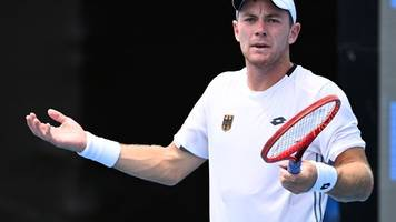 sommerspiele in tokio: aus für tennisprofi koepfer beim olympischen turnier
