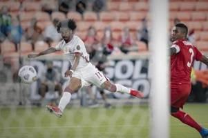 Katars Fußballer spielen sich in die Herzen