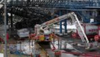 Explosion in Leverkusen: Drei weitere Tote in Leverkusen gefunden