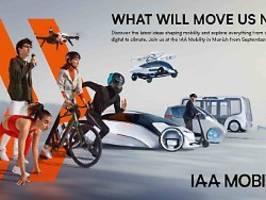 erlebte e-mobilität: die etwas andere iaa in münchen