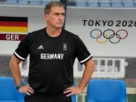 Körper gibt deutliche Signale: Kuntz denkt ernsthaft an DFB-Rücktritt