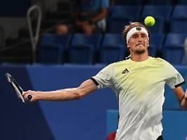 Mit Einzug in Olympia-Halbfinale: Zverev erwartet die schwerstmögliche Aufgabe