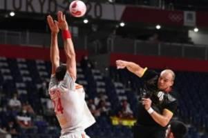 Handball: Füchse-Neuzugang Morros verletzt sich bei Olympia
