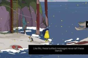 Inseln in Gefahr: Minute of Islands ist ein emotionales Comicbuch-Abenteuer