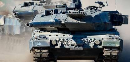 Bundeswehr in gendergerechter Sprache: Teamleitung Panzertruppe statt Panzerkommandant
