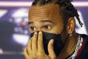 Formel 1: Keine nachträgliche Strafe für Hamilton: Red Bull scheitert